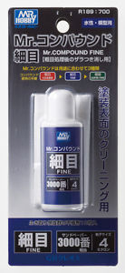 Mr Hobby Mr Compound Fine 25ml
