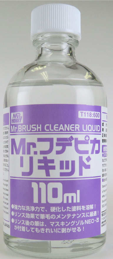 Mr Hobby Mr Brush Cleaner Liquid 110ml