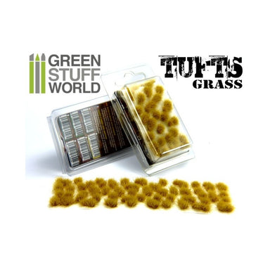 Gsw Grass Tufts 6mm Self-Adhesive Beige