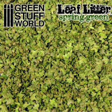 GSW Leaf Litter - Spring Green