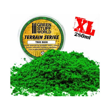 Gsw Tree Bush Clump Foliage Medium Green 280 Ml