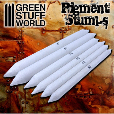 GSW Set Pigment Blending StumPS (6)