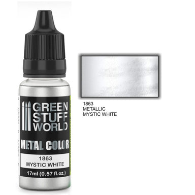 GSW Metallic Paint Mystic White 17ml