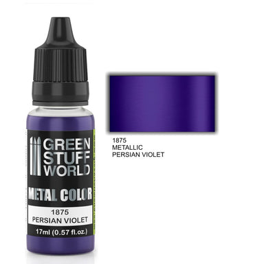 GSW Metallic Paint Persian Violet 17ml