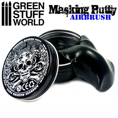 GSW 1908 Re-Usable Masking Putty (60G)