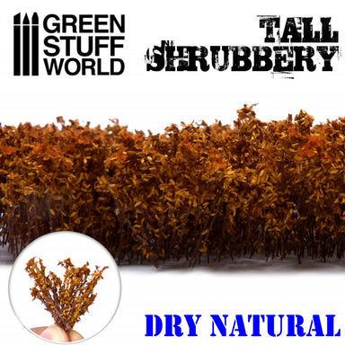 Gsw Tall Shrubbery Dry Natural 4Cm