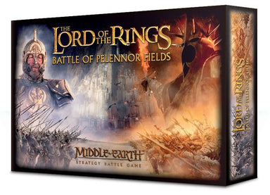 Lord of The Rings Battle of Pelennor Fields Strategy Battle Game