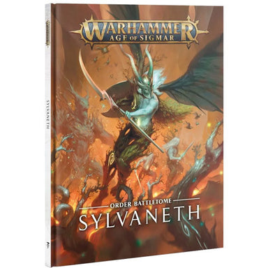 Games Workshop 92-01 Battletome: Sylvaneth 2019