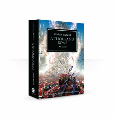 GW Black Library Horus Heresy: A Thousand Sons 2014 Book