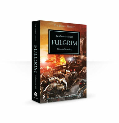GW Black Library Horus Heresy: Fulgrim 2014 Book