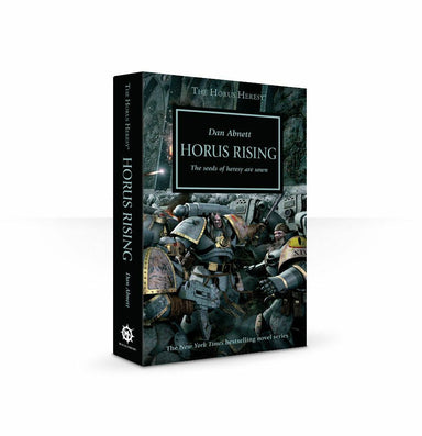 GW Black Library Horus Heresy: Horus Rising 2014 Book