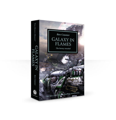 GW Black Library Horus Heresy: Galaxy in Flames 2014 Book