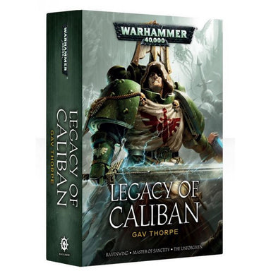 GW Black Library Legacy of Caliban: The Omnibus Book