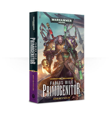GW Black Library Fabius Bile: Primogenitor Book