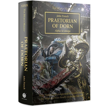 GW Black Library Horus Heresy: Praetorian of Dorn Book