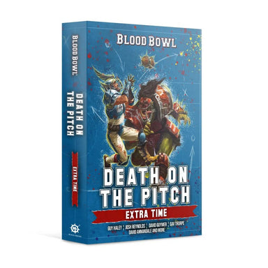 GW Bloodbowl Death on the Pitch Extra Time