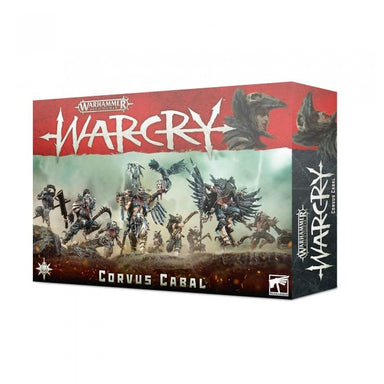 Games Workshop 111-03 Warcry Corvus Cabal