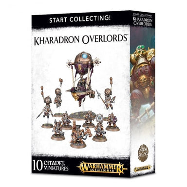 GW 70-80 Start Collecting! Kharadron Overlords