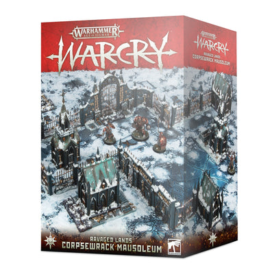 Games Workshop 111-30 Warcry Corpsewrack Mausoleum