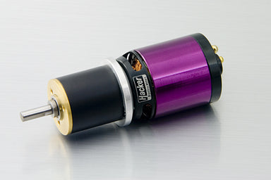 Hacker 20-6 XL 10-Pole kv2500 + 4,4:1 EVO Brushless Motor