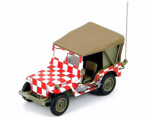 HOBBY MASTER 4209 1/72 WILLYS JEEP FOLLOW ME