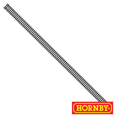 Hornby OO R603 Long Straight Track 670mm 1