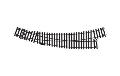 Hornby OO Curved Left Hand Point