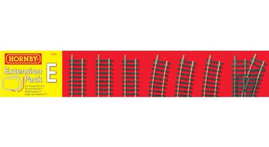 Hornby OO Track Extension Pack E
