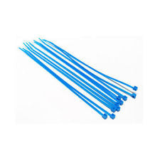 Hobbytech Cable Ties 2X100Mm Blue 10