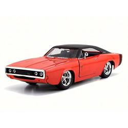 Jada 1/24 1970 Dodge Charger R/T Orange