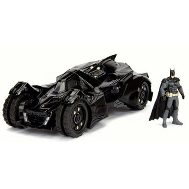 Jada 1/24 2015 Arkham Knight Batmobile with Batman Figure