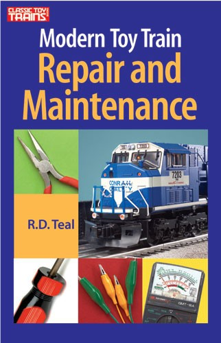 Kalmbach Modern Toy Train Repair And Maintenance