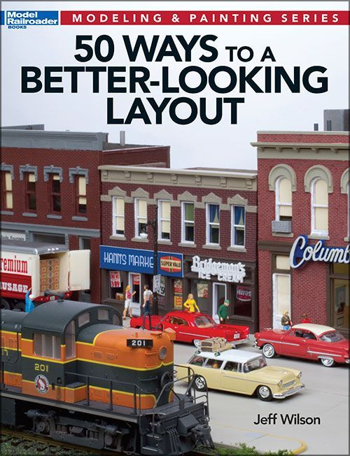 Kalmbach 50 Ways To A Better-Looking Layout