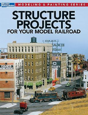 Kalmbach Structure Projects For Your Model Railroad