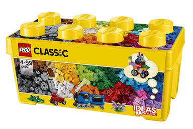 LEGO 10696 CLASSIC MEDIUM CREATIVE BRICK BOX V29