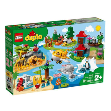 LEGO® 10907 Duplo World Animals
