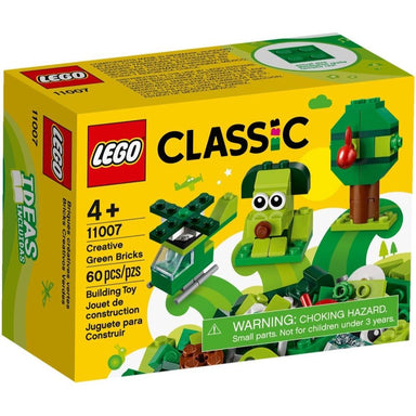 LEGO® 11007 Classic Creative Green Bricks