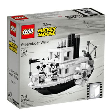 LEGO® 21317 Steamboat Willie