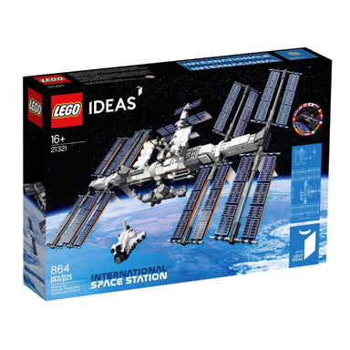 LEGO® 21321 Ideas International Space Station