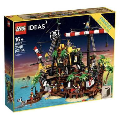 LEGO® 21322 Ideas Pirates of Barracuda Bay