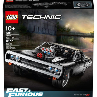 LEGO® 42111 Technic Fast & Furious Dom's Dodge Charger