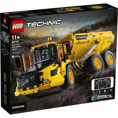 LEGO® 42114 Technic 6x6 Volvo Articulated Hauler