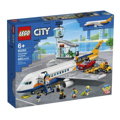 LEGO® 60262 City Passenger Airplane