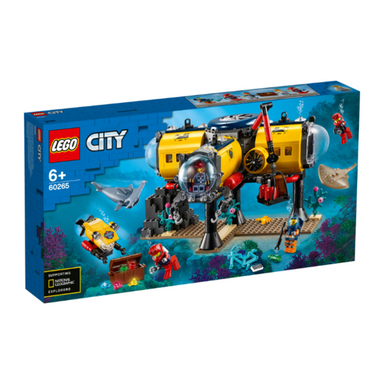 LEGO® 60265 City Ocean Exploration Base