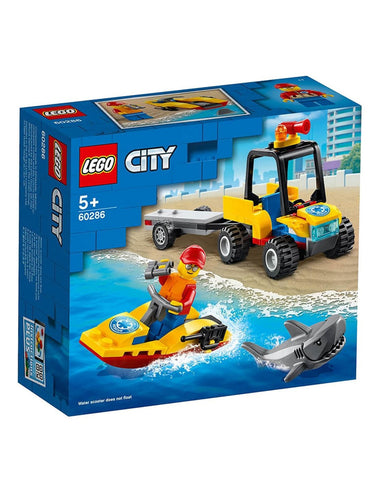 LEGO® 60286 City Beach Rescue ATV