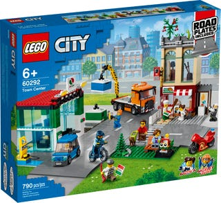 LEGO® 60292 City Town Center