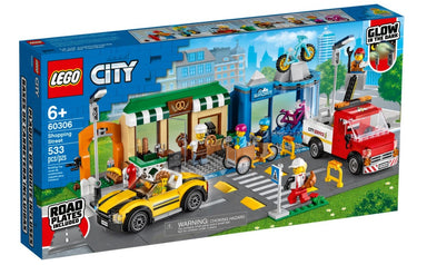 LEGO® 60306 City Shopping Street