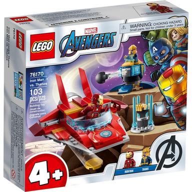 LEGO® 76170 Marvel Super Heroes Iron Man vs Thanos
