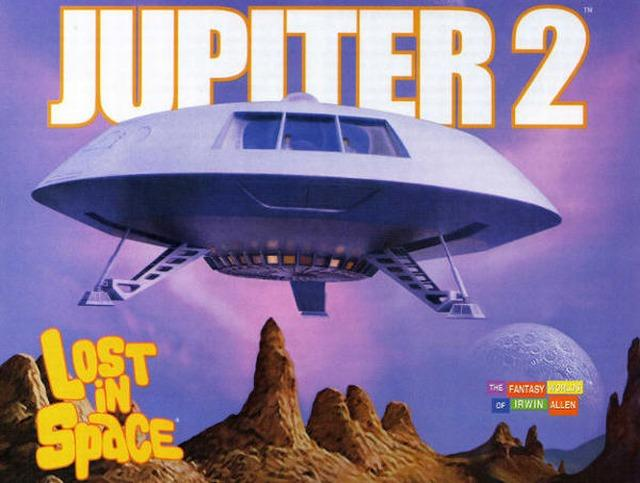 Moebius Models 1/35 Lost In Space Jupiter 2 Plastic Kit