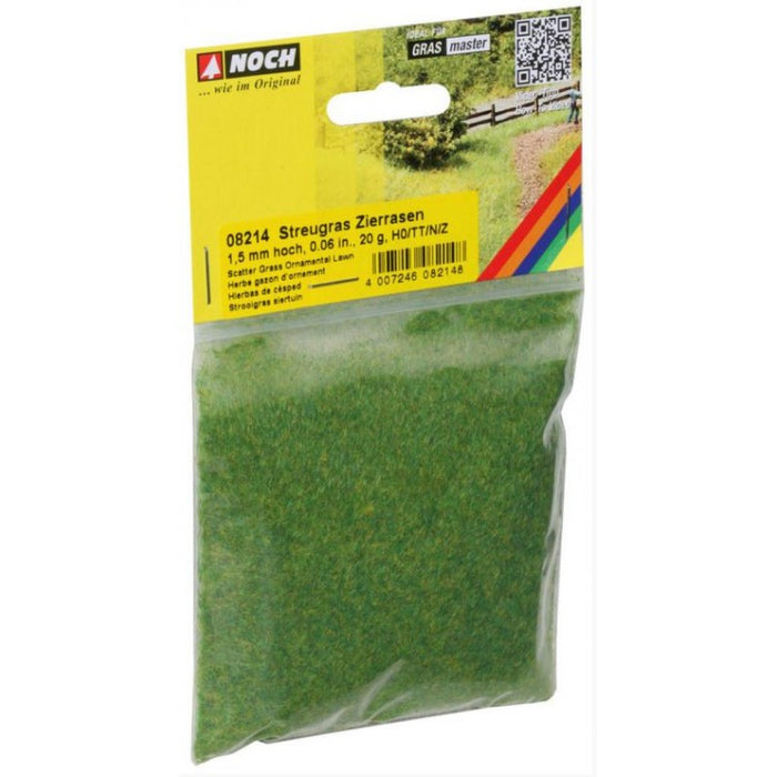 Noch 08214 Static Grass Ornamental Lawn 20G